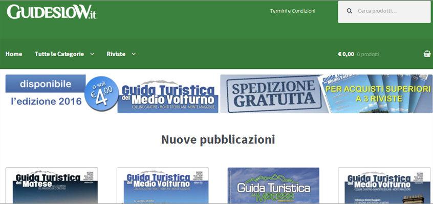 Scopri il negozio online di GuideSlow