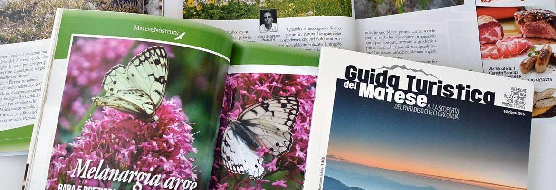 Nuova uscita: Guida Turistica del Matese 2016